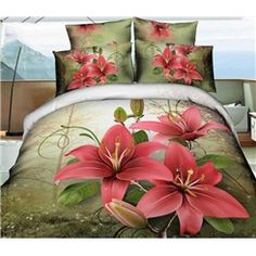 Bedding Sets, Cheap Bedding Collections Best Selling Page 15 Floral Bedding, Cotton Bedding, Linen Bedding, Bed Linen, White Duvet Covers, Bed Covers, Duvet Cover Sets, 3d Bedding Sets, Comforter Sets