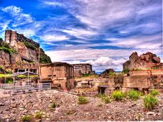 It's ruins. The place where formed battleship. @Ben Mills(軍艦島),Nagasaki(長崎),JAPAN