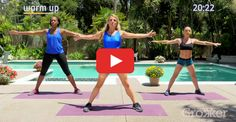 Ready to get wild? In under 30 minutes, you'll get an effective total-body workout—no equipment needed.  #bodyweight #workout #video http://greatist.com/move/animal-inspired-bodyweight-workout