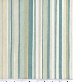 here's the striped fabric I bought, it was actually half off of 10.99/yd