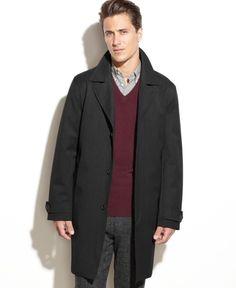 Michael Kors Michael All Weather Rain Coat   Clothing