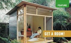 My Shed Plans - reference for garden shed attached to storage shed. Translucent would be used instead of clear. - Now You Can Build ANY Shed In A Weekend Even If You've Zero Woodworking Experience!
