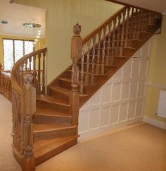 Best 60 Best Oak Staircases Bespoke Staircases Images 400 x 300