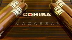 Cohiba Macassar cigars are available for international shipping, with guaranteed delivery worldwide, from AbsoluteCigars.com. For full details visit our site today: http://www.absolutecigars.com/cohiba-macassar/