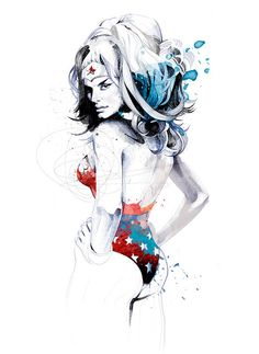 If you want things done well, sometimes you have to do it yourself. #likeaboss #onit #WonderWoman by David Despau