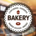 Free Vector Bakery Logos and Label