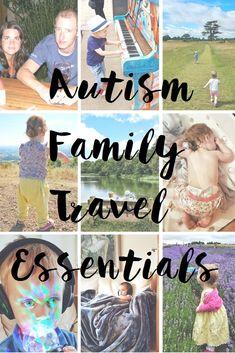 Autism Family Travel Essentials
