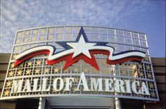 Mall of America ..as a teenager...so amazing !!!!! I want to go back with a limitless bank account please.. :)