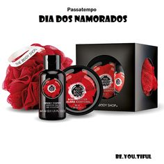 - Giveaway - Be.You.tiful: Smoky Poppy - The Body Shop - Passatempo
