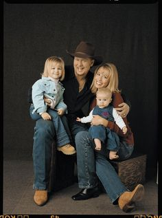 Tracy Lawrence Family | Tracy Lawrence and Family
