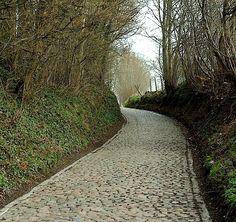 Koppenberg - Ronde van Vlaanderen  Oudenaarde, Belgium