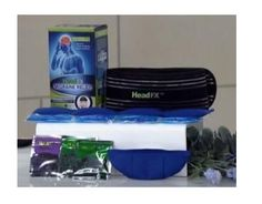 HeadFX™ is a clinically proven headband that uses hot or cold compression therapy for immediate pain relief from a migraine. The headband comes with a pull-down cover that instantly creates a dark. Stress Relief, Pain Relief, Migraine Solution, Box Trailer, Migraine Pain, Trailers For Sale, Tandem, Being Used, Therapy