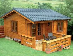 144 Small Log Cabin Homes Ideas – Jim Holman – Join the world of pin Small Log Cabin, Log Cabin Kits, Tiny Cabins, Tiny House Cabin, Little Cabin, Log Cabin Homes, Cabins And Cottages, Tiny House Design, Wooden House Design