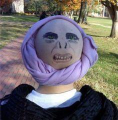 voldemort-diy-halloween-costume-harry-potter -  perfect for Corey!  -