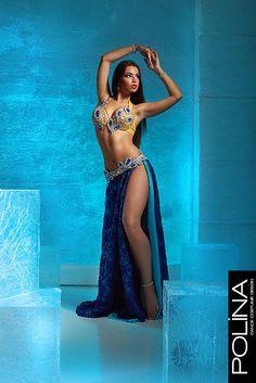 Polina Ekushova Design - Belly Dance