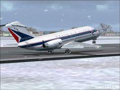 Last flight...