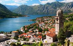 Kotor, Montenegro - Home to just about 13,500 people, Kotor is a little coastal town in Montenegro. Together with the limestone cliffs of Orjen and Lovcen, Kotor and its surrounding area form an impressive Mediterranean landscape. The town's old port is surrounded by well-preserved fortifications built during the Venetian period (18th century).