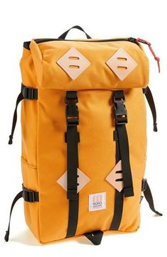 A rugged backpack for the adventure seeker