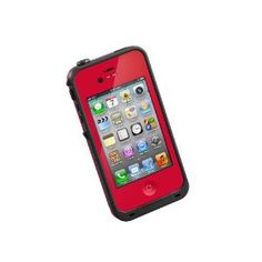 Red Life proof case! Gotta have it for the Louisville Cardinals! ❤