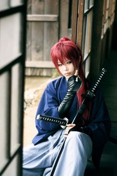 kenshin himura cosplay - Pesquisa Google