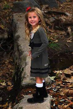 Matilda Jane tuxedo dress