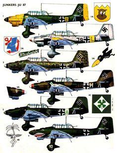 Ju87A & B Stuka