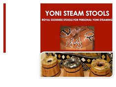 Yoni Steam Stools by YONILOVELY on Etsy, $55.00