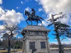 いいね!417件、コメント4件 ― kiyoshi(@ukiyoshi0222)のInstagramアカウント: 「青葉城の伊達政宗像 #仙台城跡  #仙台の街一望 * * * * * #宮城 #仙台 #miyagi #sendai #仙台城 #青葉城 #伊達政宗 #伊達政宗像 #東京カメラ部…」 Kiyoshi, Shiro, Statue Of Liberty, Castle, Travel, Instagram, Statue Of Liberty Facts, Viajes, Statue Of Libery