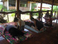 Pai Thailand, Meditation For Health, Thai Massage, Qigong, Chiang Mai, Kung Fu, Stretching, Flexibility, Asia
