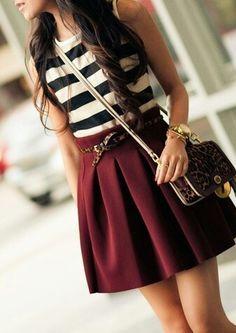 This skirt tho :)