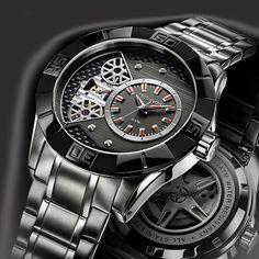 Outras #CORRE Relógio Masculino Technos Sports Lendas do Podium 2039AM/1P Troca Pulseira Apenas: R$449