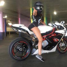 Women and Bikes :)