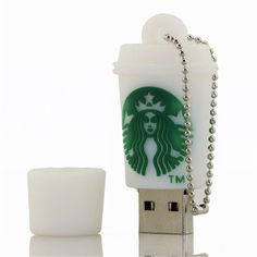 Starbucks Cup USB Flash Drive 8GB 16GB 32GB 64GB