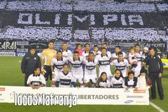 Club Olimpia the greatest soccer team in america
