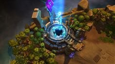 Strife - The Premier Second Generation Free-to-Play MOBA