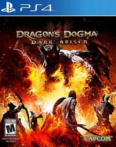 How well has Dragon's Dogma: Dark Arisen aged? Find out in our review of this #PS4 and #XboxOne game #DragonsDogma #Capcom #VideoGames #Gaming #Games #RPG