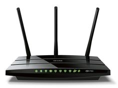 TP-Link Archer Wireless Dual Band Gigabit Router *** For more information, visit image link. (This is an affiliate link and I receive a commission for the sales) Best Wifi Router, Wireless Router, Alexa Compatible Devices, Dual Band Router, Router Reviews, Cable Modem, Wifi Password, Tp Link, Wood