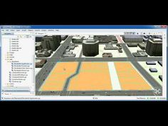 3D Modeling and Design   Gert van Maren introduces CityEngine and shows you can quickly and easily create complex 3D simulations from your existing 2D GIS data.