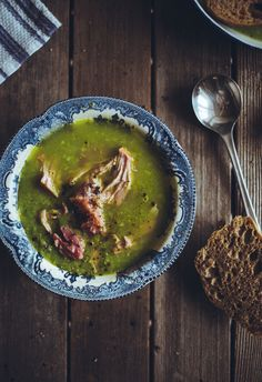 Home Made Pea and Ham Soup / Soulvaki for the Soul