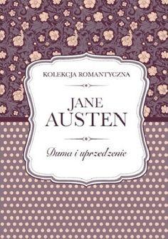 Duma i uprzedzenie Duma, Jane Austen, Social Security, Books, Cards, Libros, Book, Maps, Book Illustrations