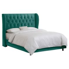 Blythe Upholstered Bed in Regal Laguna  at Joss and Main
