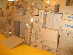Afbeeldingsresultaat voor bouwen met dozen