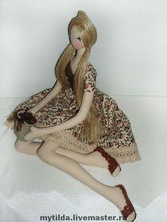 Человечки ручной работы. Ярмарка Мастеров - ручная работа. Купить Кофейная кукла. Handmade. Тряпиенс, украшение интерьера, подарок подруге
