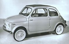 1957 Fiat 500 Maintenance/restoration of old/vintage vehicles: the material for new cogs/casters/gears/pads could be cast polyamide which I (Cast polyamide) can produce. My contact: tatjana.alic@windowslive.com