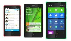 Nokia has announced its first-ever three android-based smartphones, the Nokia X, Nokia X+ and Nokia XL.