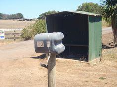 Mailbox great ocean road