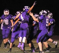 The Mount Gilead Indians hosted the Cardington Pirates in Mid Ohio Athletic Conference football action Friday night, Oct. 4, 2013.
