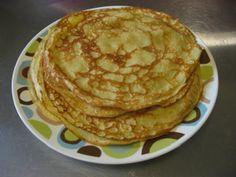 The Original Pancake house, 49er flapjacks!