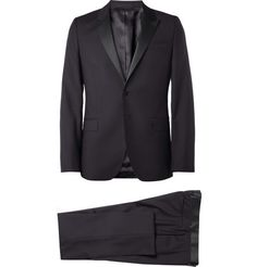 PS by Paul Smith Slim-Fit Wool and Mohair-Blend Tuxedo | MR PORTER