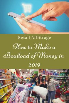 There are endless online and brick and mortar stores you can choose from and many marketplaces you can sell at. There is no better time than 2019 to get into retail arbitrage. Money Today, Earn Money From Home, Make More Money, Extra Money, Make Money Online, Extra Cash, Best Small Business Ideas, Retail Arbitrage, Homemade Business